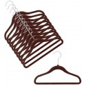 SlimLine Brown Kids Hanger