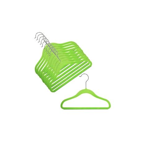 SlimLine Lime Kids Hanger