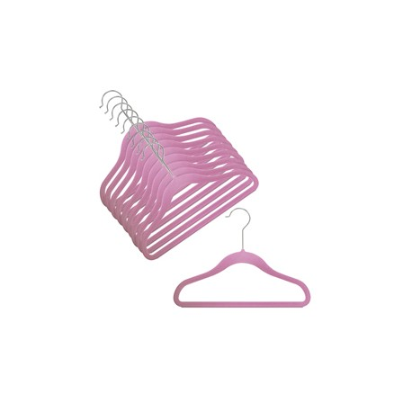 SlimLine Grape Kids Hangers