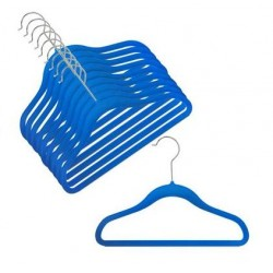 SlimLine BlueBerry Kids Hangers