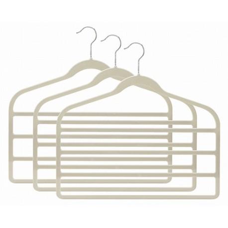 SlimLine Linen Multi Pant Hanger