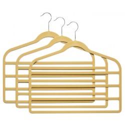 SlimLine Camel Multi Pant Hanger