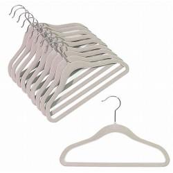 Slimline Lavender/Gray Childrens Hangers