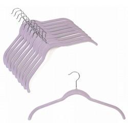 SlimLine Lavender Shirt Hanger