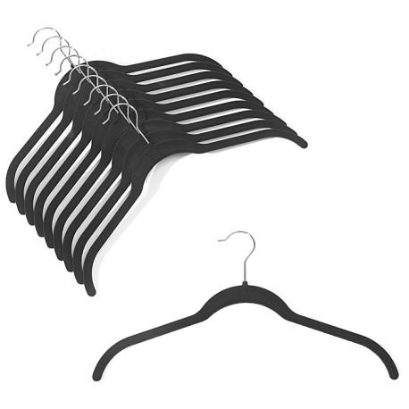 SlimLine Black Shirt hanger
