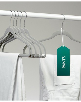 slimline pant hangers
